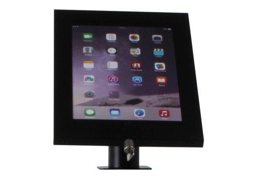 Bravour Tablethouder voor tablets tussen 12-13 inch, zwart, gemonteerd aan muur of op tafel