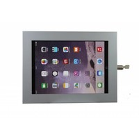 Tablet wall holder Securo 12-13 inch coated and durable steel, lockable