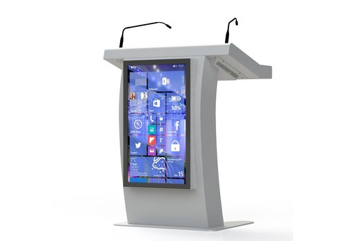 DL23B: Digital podium