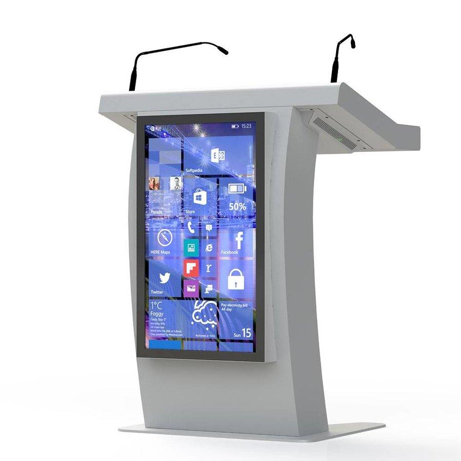 Digital podium, Lisboa