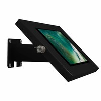 """Tablet Desk/wall stand Securo for iPad 10.5"""" and 9-11 inch tablets, black"""