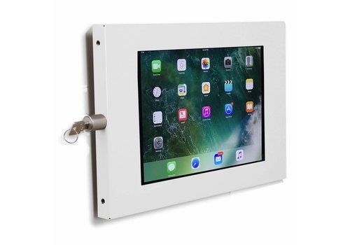 "Bravour Tablet wall mount flat Securo for iPad 10.5""  white"