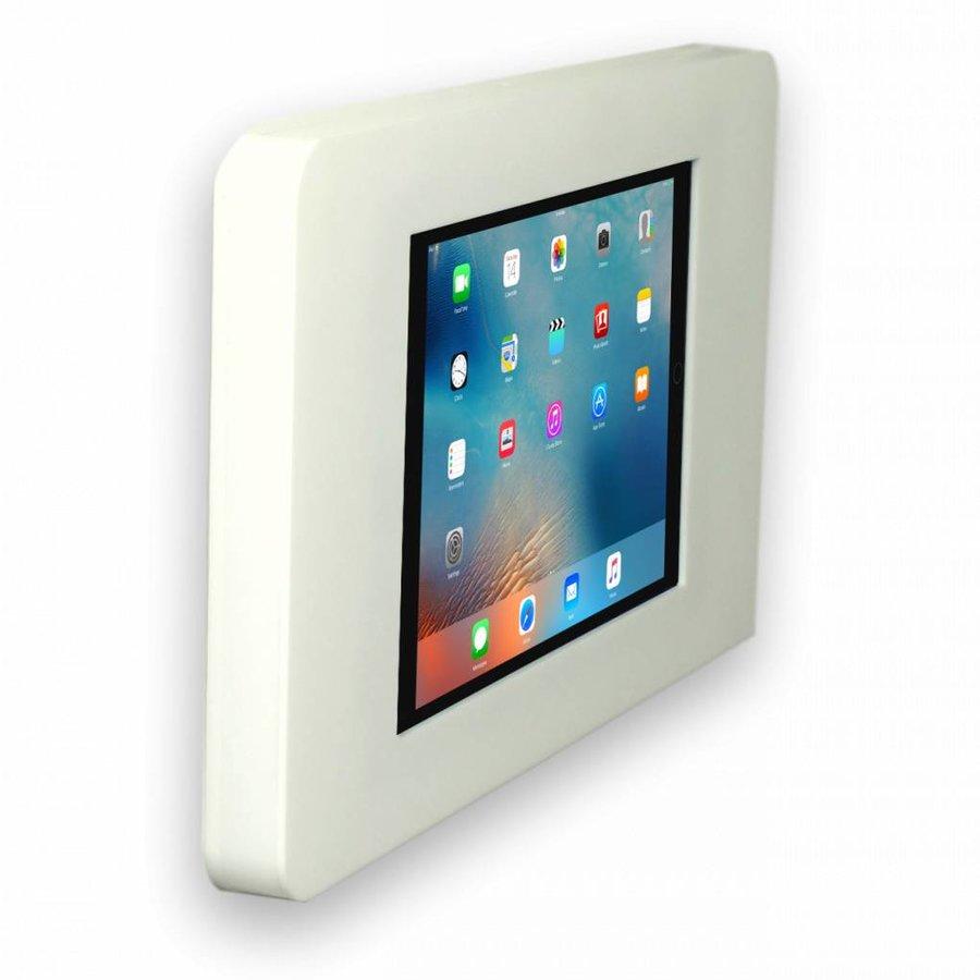 "Flat iPad wall stand for iPad Pro 12.9"", Piatto, white"