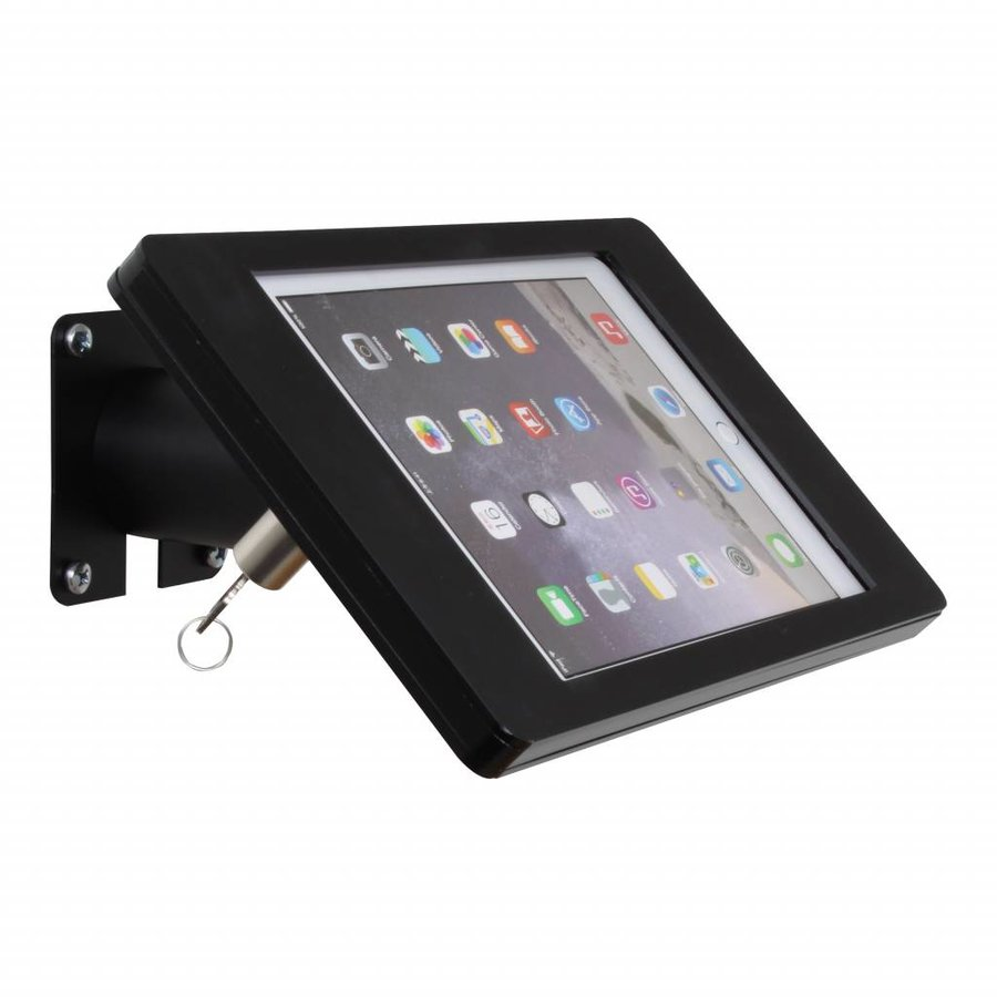 iPad wall/desk stand + iPad Air32GB WiFi, black