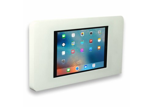 Bravour Soporte de pared, para iPad mini, Piatto, blanco