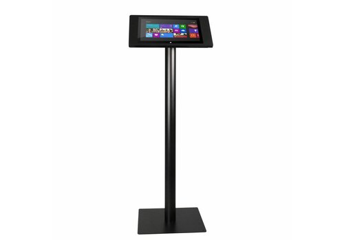"Bravour Tablet vloerstandaard voor Microsoft Surface 4 Pro 12,3"" zwart Fino"