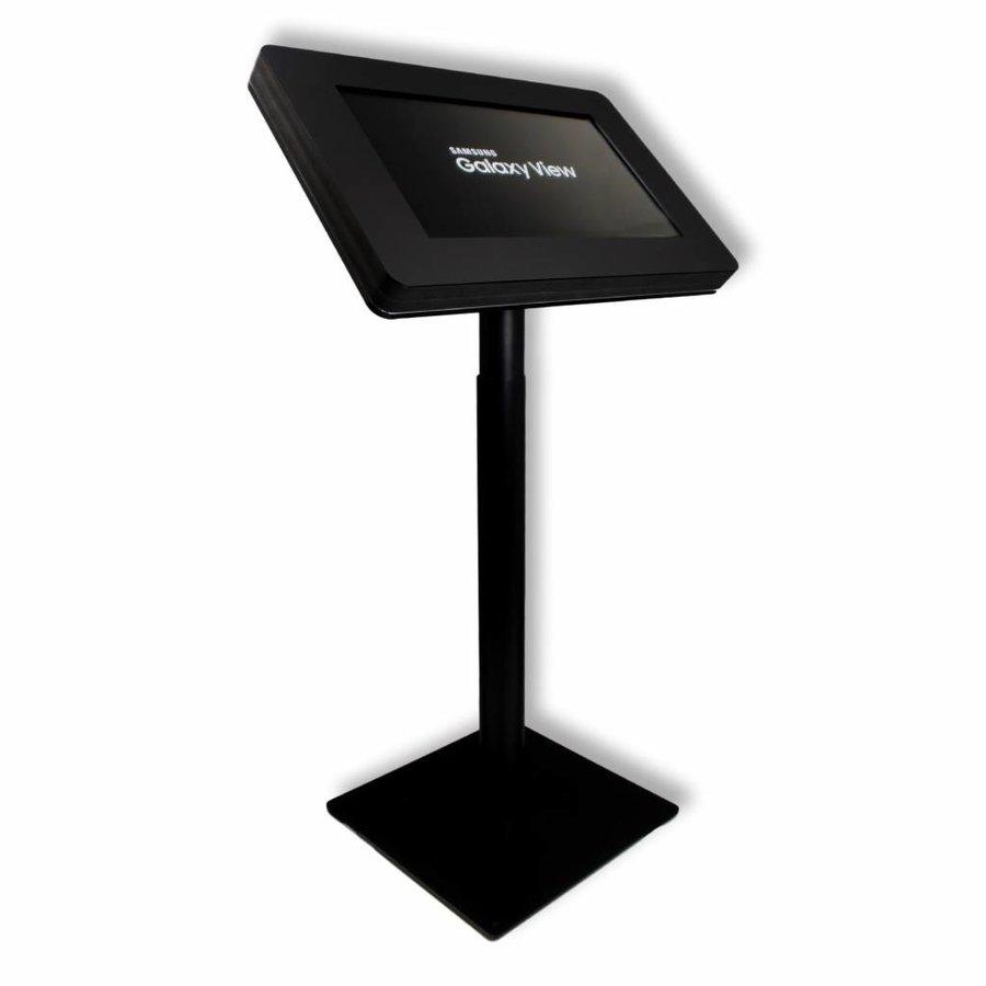 "Pedestal para Samsung Galaxy view 18,4"", negro, Fino"