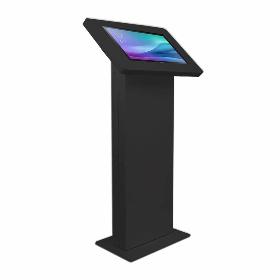 Monitor & Touch screen Floor stand, Largo, black