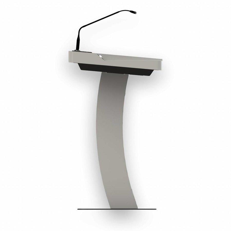 Atril digital, podium multimedia, pantalla táctil, Cambridge