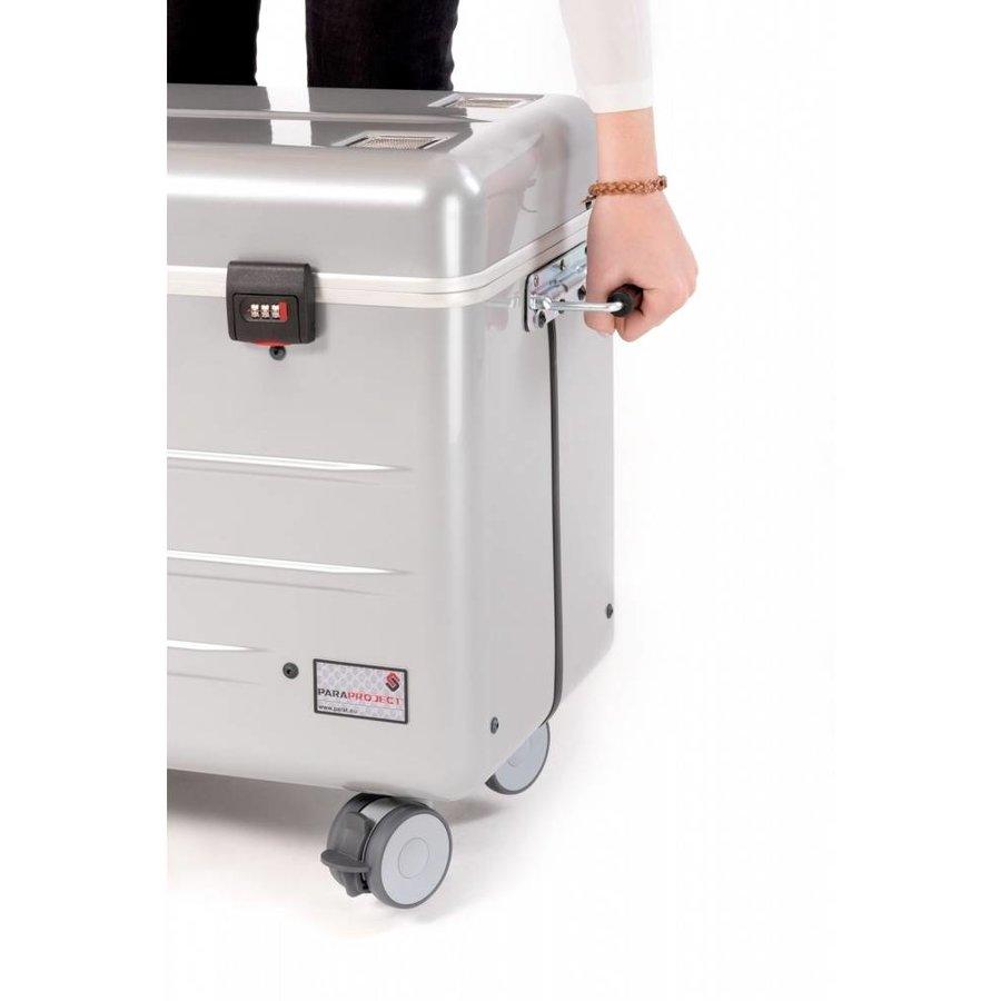 i16-KC, maleta de carga y sincronización para 16 dispositivos iPads y tablets, incluye cables, Parat