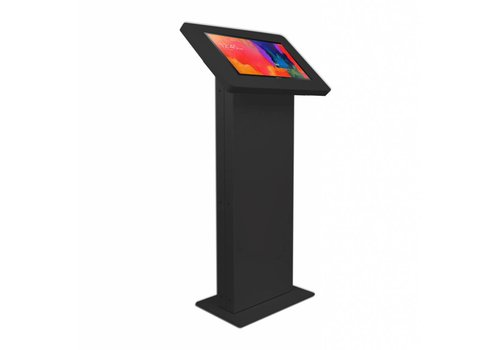 "Bravour Totem para monitor y pantallas touch screen para Samsung Note 12.2"", Largo, negro"
