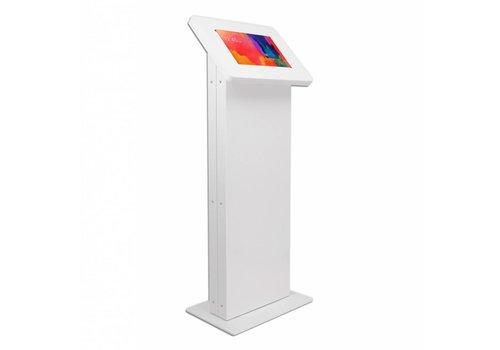 "Bravour Totem para monitor y pantallas touch screen para Samsung Note 12.2"", Largo, blanco"