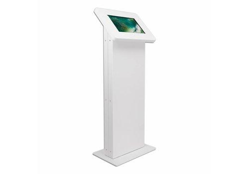 "Bravour Totem para monitor y pantallas touch screen para iPad 12,9"", Largo, blanco"