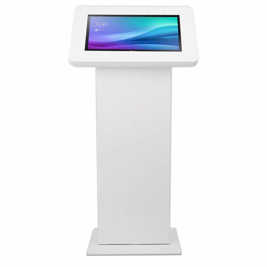 """Soporte para monitor y pantallas touch screen para iPad 12,9"""", Largo, blanco"""