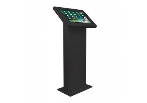 "Bravour Totem para monitor y pantallas touch screen para iPad 12,9"", Largo, negro"