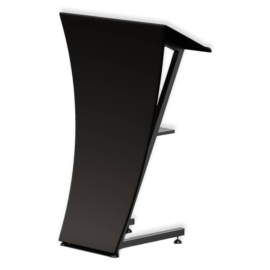 Neptune - Lectern with curved frontpanel