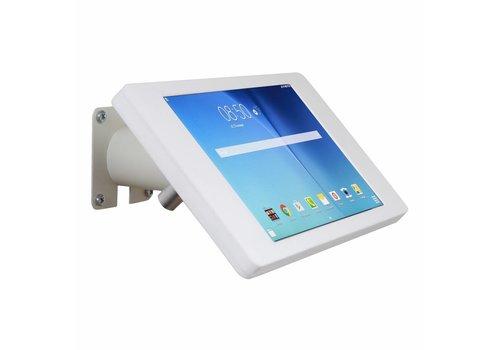 Bravour Tablet wandhouder wit, Samsung Tab E 9,6 Fino