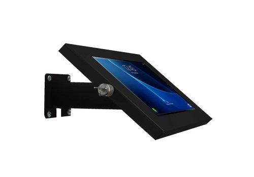 "Bravour Tablet wand- en tafeldisplay, voor Samsung Tab A 2016 10.1"", Securo, afsluitbaar, zwart"