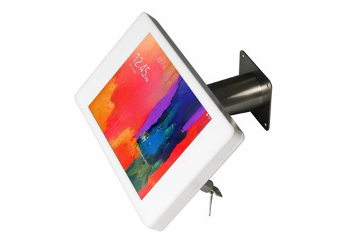 "Bravour Desk or wall mount for Samsung Galaxy Note Pro 12,2""black or white with stainless steel Fino"