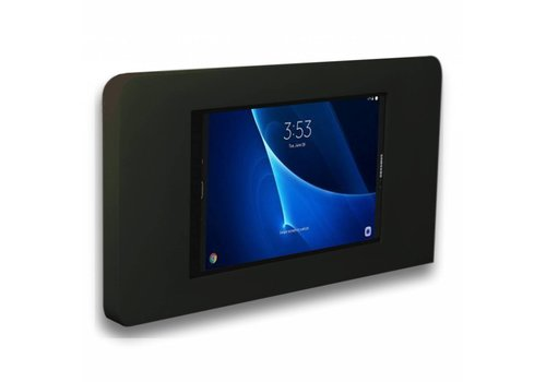 Bravour Vlakke tablet wandhouder voor Samsung, Samsung Galaxy, Samsung Pro tablets, zwart, Piatto