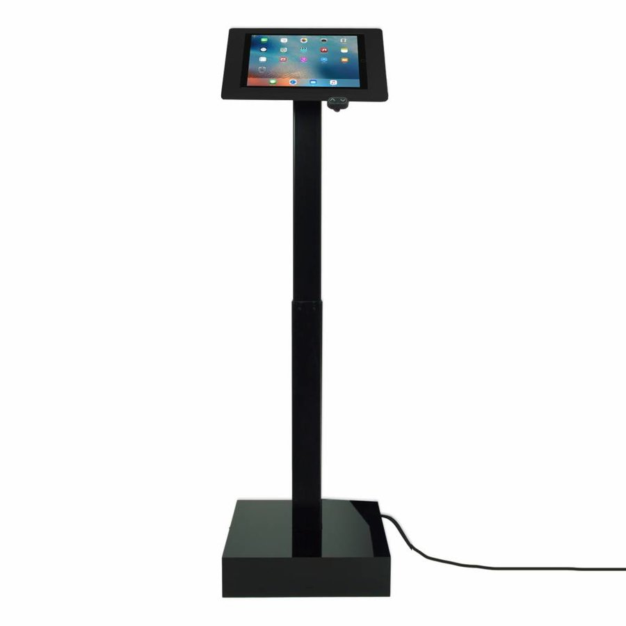 "Electronic height adjustable tablet display for iPad Pro 12.9"", Ascento"