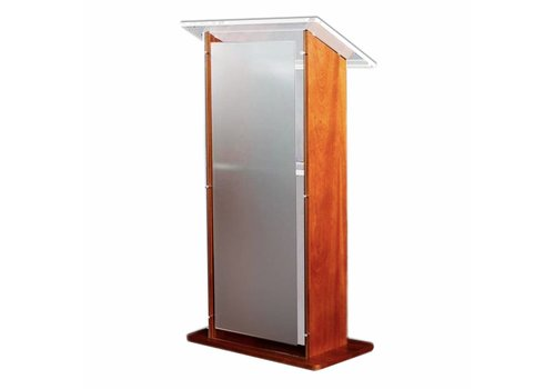 Bravour Esmeralda - Wanted wooden/acrylic lectern