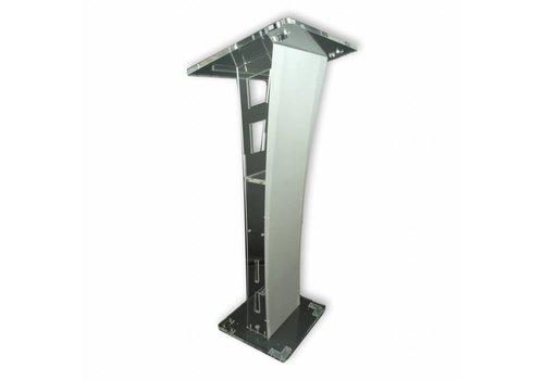 Bravour Berlioz -  przezroczysta lub matowa akrylowa mównica