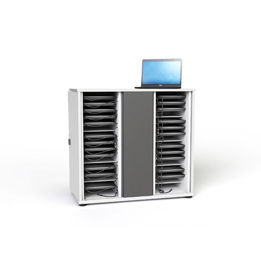 Charging cabinet for 32 Chromebooks until 14 inch