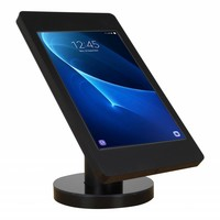 "Wall or desk stand for Samsung Galaxy Tab A 2016 10.1"" black Fino"