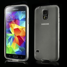 Transparante Samsung Galaxy S5 TPU hoes