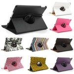 Roteerbare iPad Air hoes + gratis screenprotector en touchpen