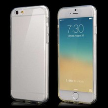 Transparant slim fit iPhone 6 TPU hoesje