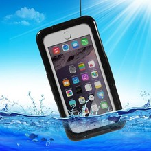 IP-68 waterdichte iPhone 6 en 7