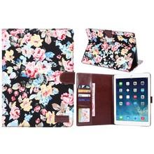 Jeans bloemetjes iPad Air 2 case