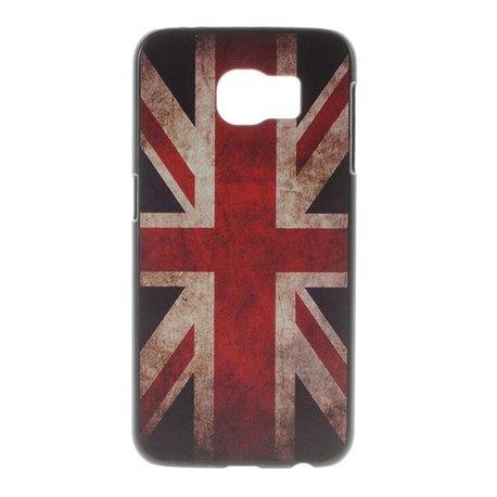 Britse vlag hardcase Samsung Galaxy S6 hoes