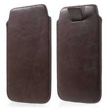Samsung Galaxy S6 insteekhoes bruin