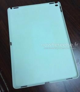 iPad Pro hoes gesignaleerd