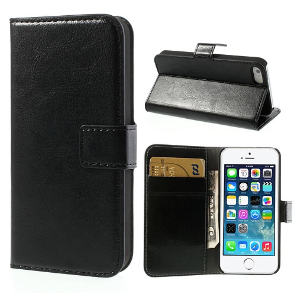 zwart kickbox iphone 5s hoesje