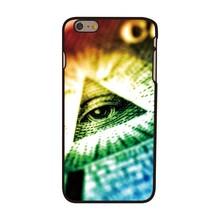 Illuminatie Alziend oog hoesje voor de iPhone 6 plus