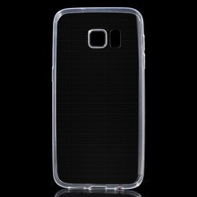 Transparante Samsung Galaxy S7 TPU hoesje