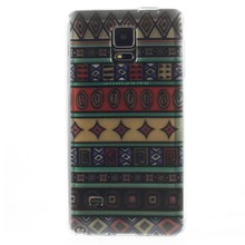 Flexibele hoes met tribals voor Galaxy Note 4