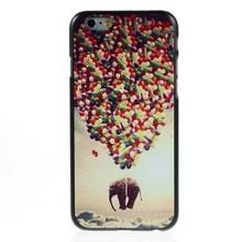 vliegende olifant iPhone 6 harde hoes