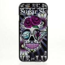 Sugar skull iPhone 6 hardcase