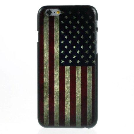 Amerikaanse vlag iPhone 6 hardcase