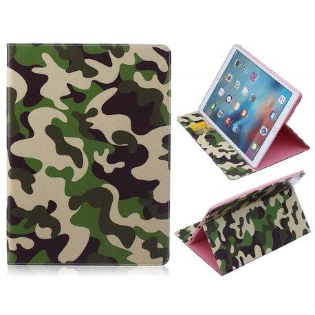 Camouflage print voor iPad PRO 12.7 inch