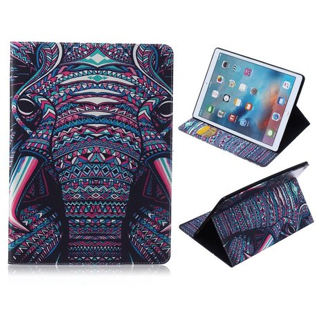 Tribl olifant Bookstyle voor iPad pro 12.7 inch