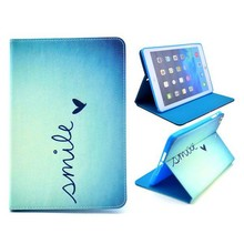 Smile love iPad Air bookcase