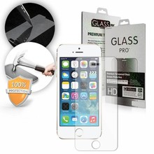 GLASS PRO+ iPhone SE/5/5S Tempered Glass Screen protector