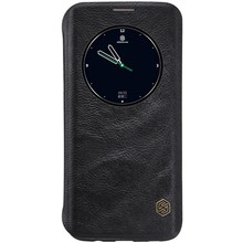 Nillkin QIN Samsung S7 Edge portemonnee hoesje met quick circle