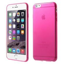 Roze slim fit iPhone 6 PLUS TPU hoesje